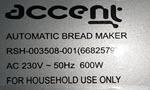 Accent - RSH003508-001